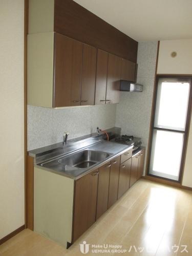 高義ビルⅢ / 202号室キッチン