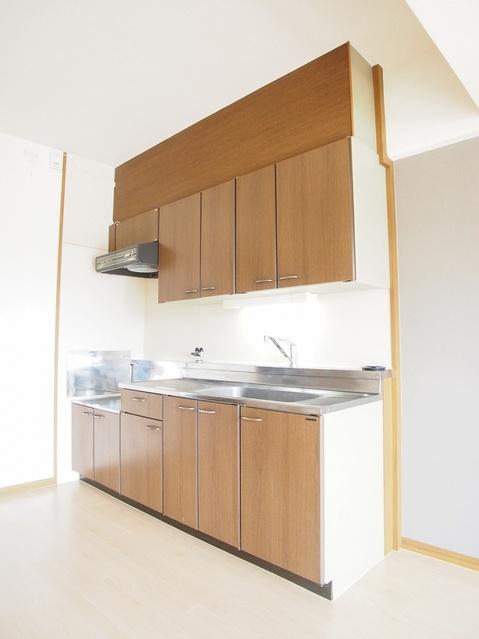フェニックス大野城 / 401号室キッチン