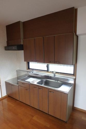 マーメゾン / 301号室キッチン