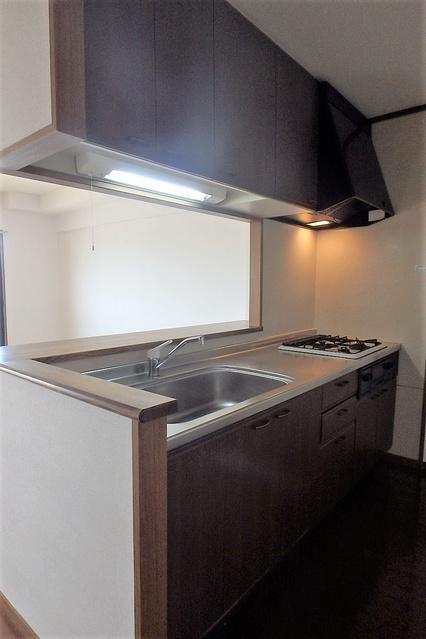 フレア・クレスト水城 / 601号室キッチン