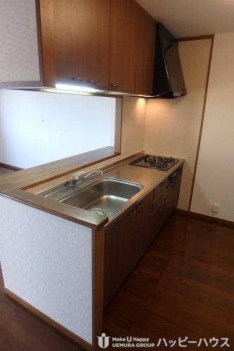 フレア・クレスト水城 / 703号室キッチン