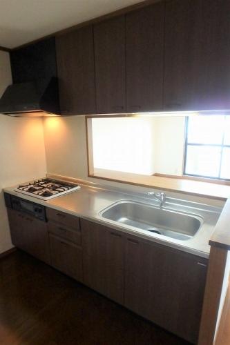フレア・クレスト水城 / 705号室キッチン