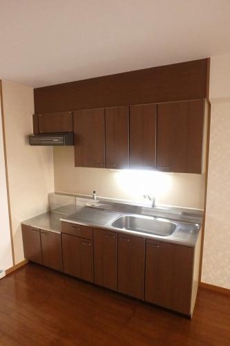 グレースコート11 / 101号室キッチン