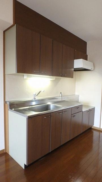 グレースコート11 / 301号室キッチン