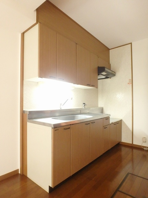 マンテンビュー / 604号室キッチン