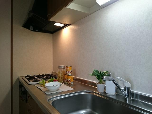 グランドアビタシオン村上 / 603号室キッチン