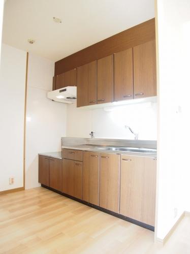 グランピア若草 / 602号室キッチン