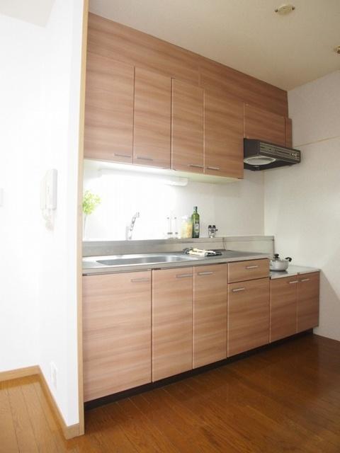 グランピア若草 / 603号室キッチン