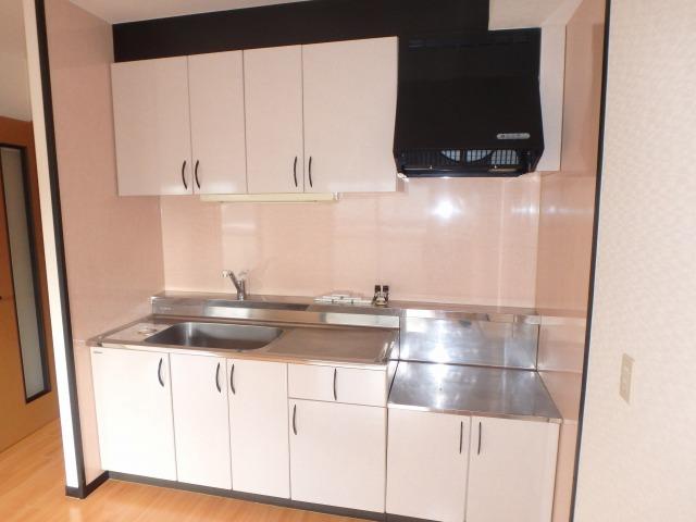 クレールマノワール / 105号室キッチン