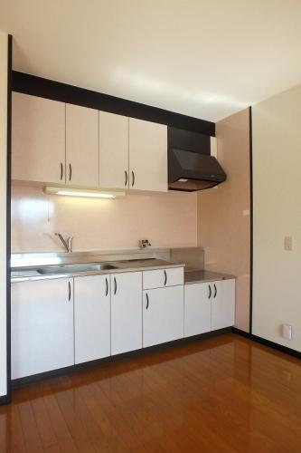 クレールマノワール / 302号室キッチン