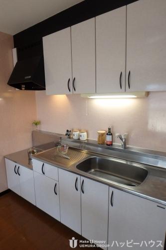 クレールマノワール / 303号室キッチン