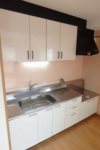シーラ・プラッツ / 201号室キッチン