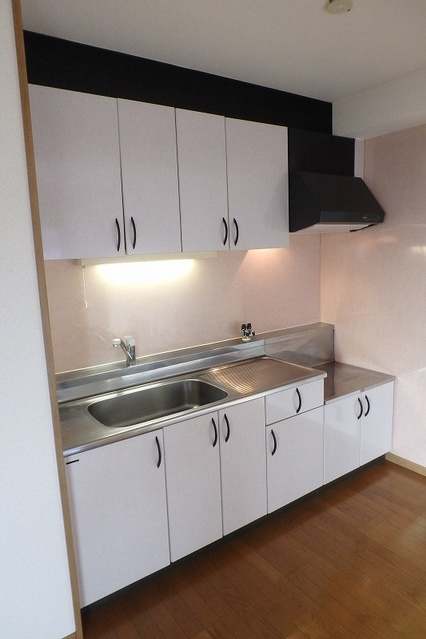 シーラ・プラッツ / 401号室キッチン