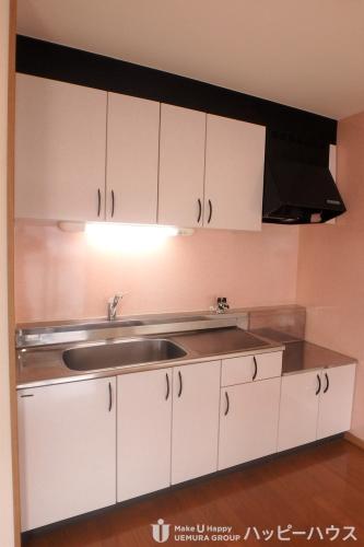 シーラ・プラッツ / 405号室キッチン