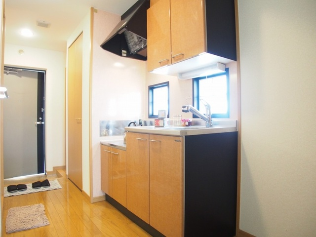 ブティア・ドゥ / 401号室キッチン