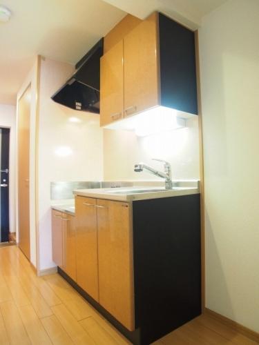 ブティア・ドゥ / 403号室キッチン