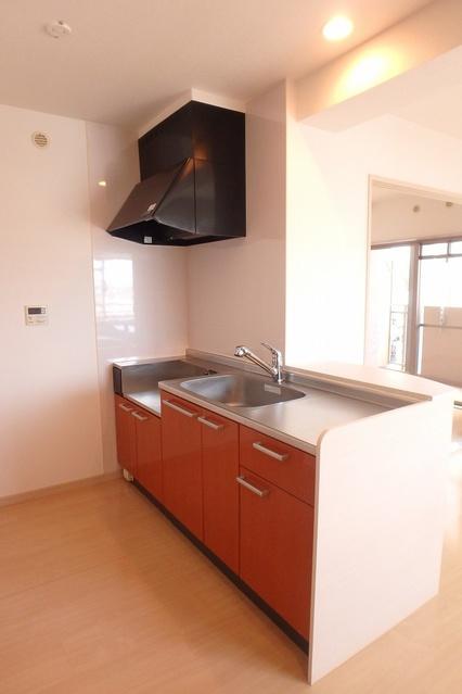 セラヴィ / 402号室キッチン