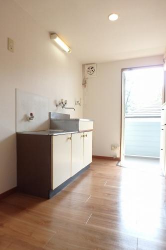 アメニティ仲畑 / 207号室キッチン