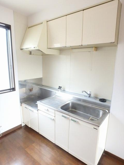 プレジデント正弥 / 1-107号室キッチン