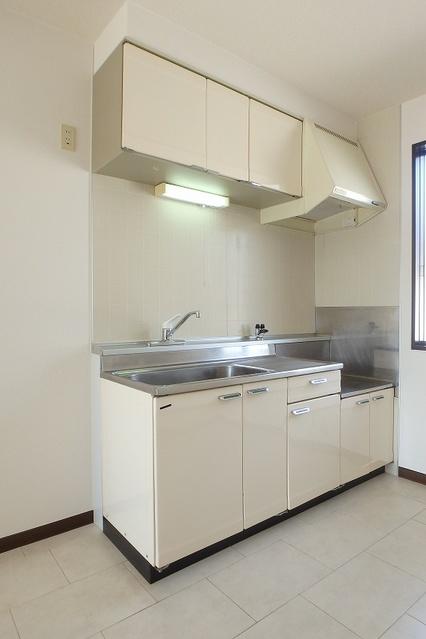 プレジデント正弥 / 1-210号室キッチン