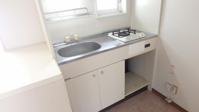 タチバナハイツ / 102号室キッチン
