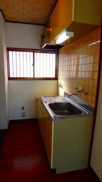 タチバナハイツ3 / 202号室キッチン