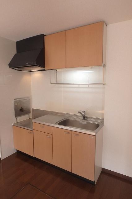メゾン・ド・プリム / A103号室キッチン