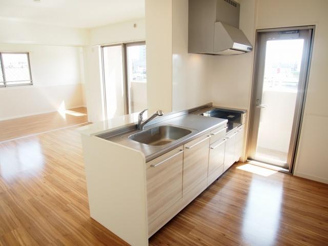 エスパシオ フェリス大野城 / 201号室キッチン