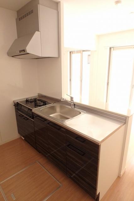 ROCCO山田 / 202号室キッチン