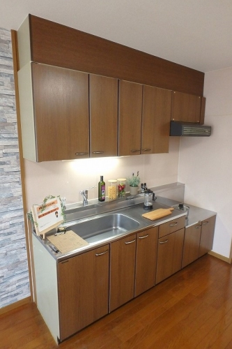 ディナスティⅤ / 401号室キッチン