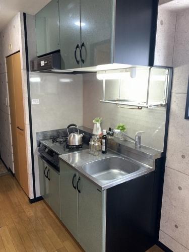 ピュア春日公園 / 603号室キッチン