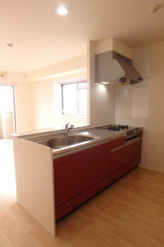エスポワール・ソワ / 505号室キッチン