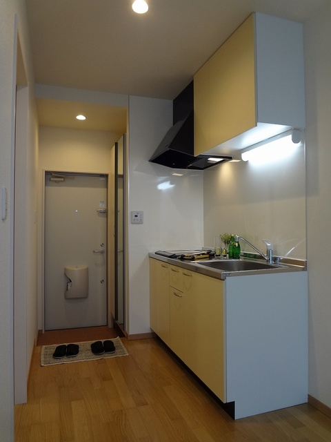 バインズ / B-2号室キッチン