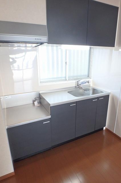 コーポミハラ / 203号室キッチン