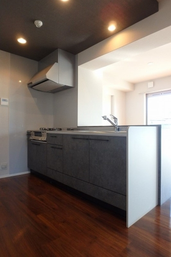Deux Mille21 / 205号室キッチン