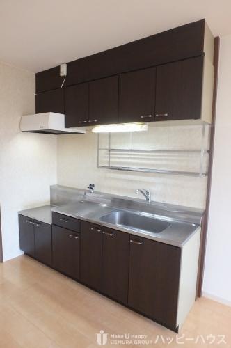 ファミール大谷 / 305号室キッチン