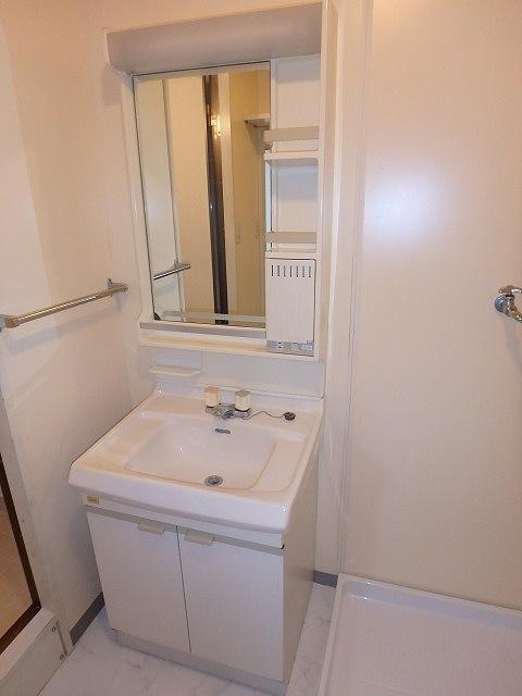 レスピーザ53 / 707号室洗面所