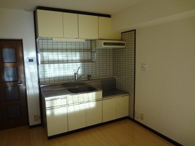 フレグランス20 / 306号室キッチン