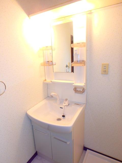 サンハイツ森山 / 302号室洗面所