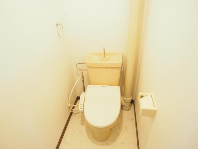 フレックス20 / 203号室トイレ