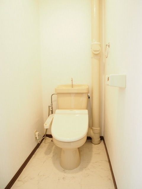 フレックス20 / 403号室トイレ