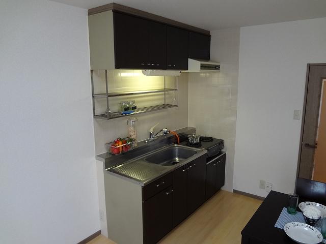 メロディハイツ乙金 / 105号室キッチン