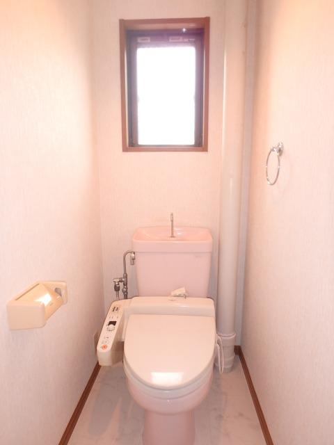 高義ビルⅡ / 205号室トイレ
