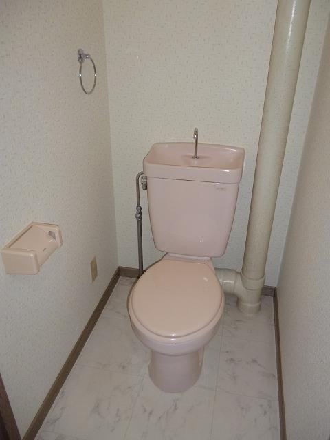 セピアコート'93 / 103号室トイレ