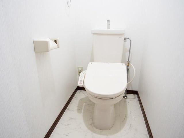 レスピーザⅡ / 601号室トイレ