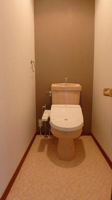 コスモス'95 / 301号室トイレ