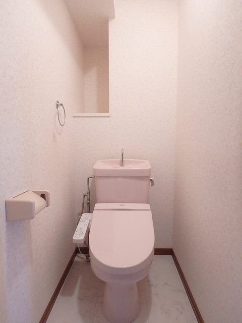 グレースマンション大野城 / 502号室トイレ