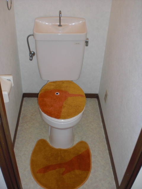 ベルハイツ / 201号室トイレ