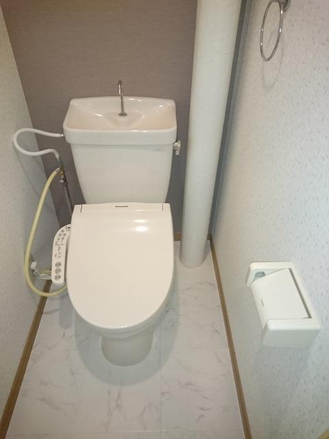 アネモス春日原 / 301号室トイレ