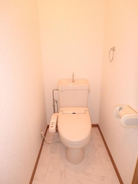 フローラルハイツ / 102号室トイレ